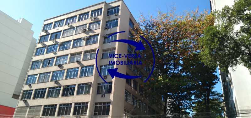 Fachada - Excelente apartamento na Rua Maestro Vila Lobos, com 93m² (sala, 3quartos, dependências, garagem), super bem localizado, pertinho da praça Afonso Pena. - 1413 - 31