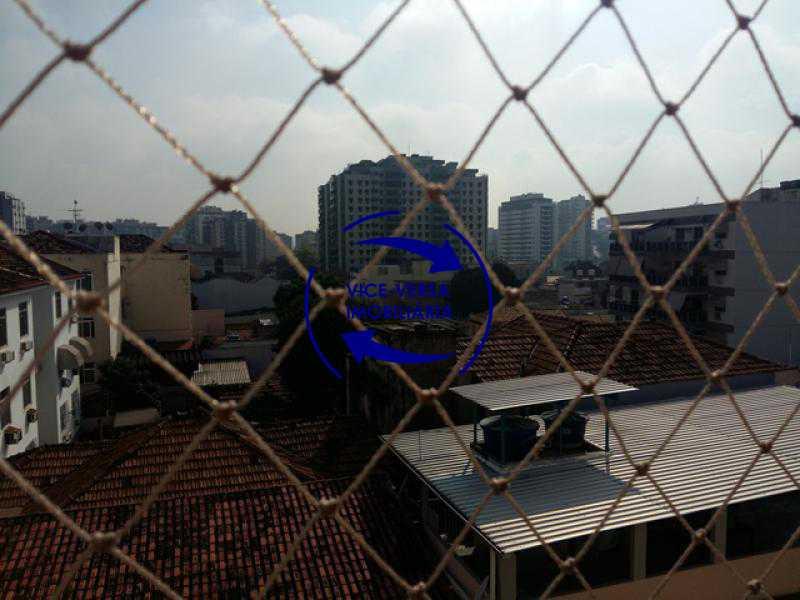 vista-sala - Todos os Santos - Apartamento À venda, 2 quartos, área de serviço, vaga! - 1055 - 15
