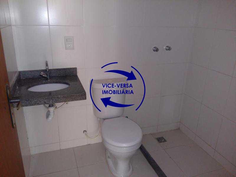 banheiro-social - Todos os Santos - Apartamento À venda, 2 quartos, área de serviço, vaga! - 1055 - 20