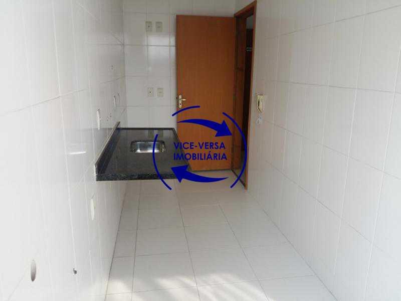 cozinha - Todos os Santos - Apartamento À venda, 2 quartos, área de serviço, vaga! - 1055 - 21