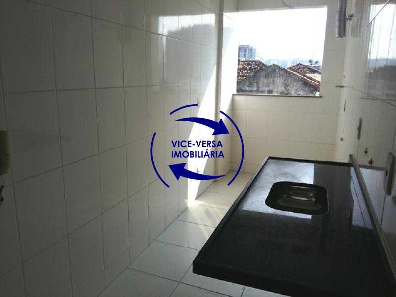 cozinha-area-de-servico - Todos os Santos - Apartamento À venda, 2 quartos, área de serviço, vaga! - 1055 - 22