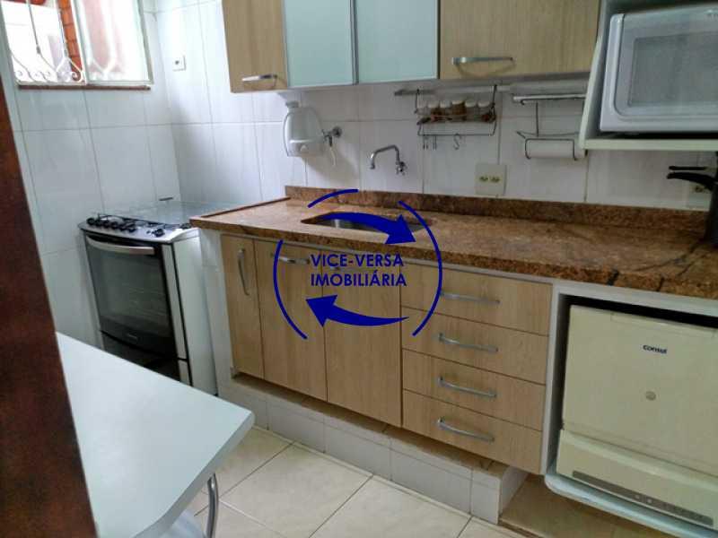 cozinha - Anil, Estrada Uruçanga, casa, condomínio fechado, 3 salas, varanda, 3 quartos (1 suíte), lavabo, piscina, churrasqueira! - 1106 - 8