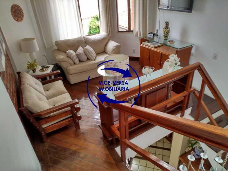 mezanino - Anil, Estrada Uruçanga, casa, condomínio fechado, 3 salas, varanda, 3 quartos (1 suíte), lavabo, piscina, churrasqueira! - 1106 - 12