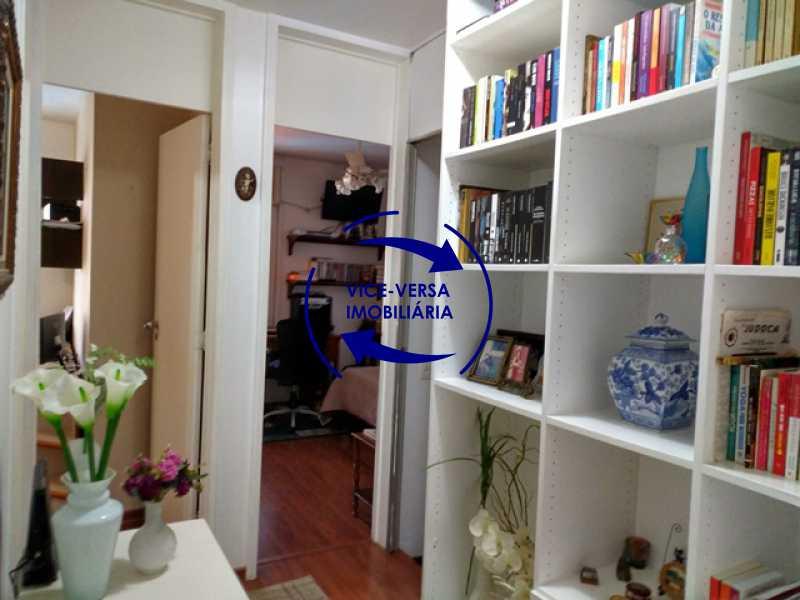 circulacao - Anil, Estrada Uruçanga, casa, condomínio fechado, 3 salas, varanda, 3 quartos (1 suíte), lavabo, piscina, churrasqueira! - 1106 - 13