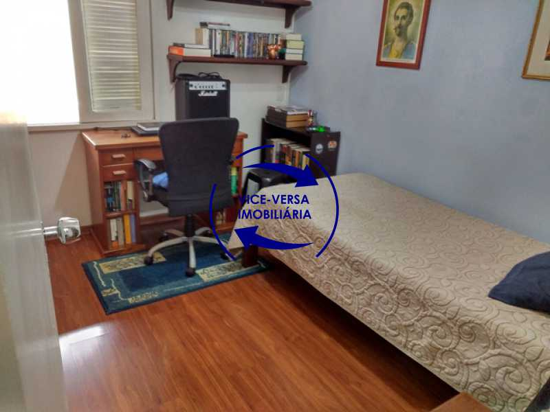 segundo-quarto - Anil, Estrada Uruçanga, casa, condomínio fechado, 3 salas, varanda, 3 quartos (1 suíte), lavabo, piscina, churrasqueira! - 1106 - 15