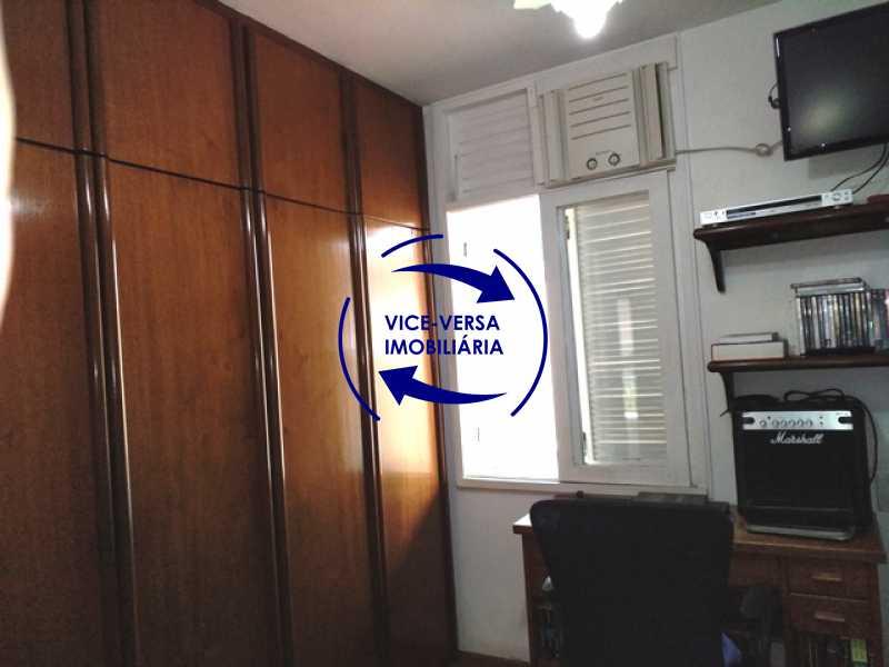segundo-quarto - Anil, Estrada Uruçanga, casa, condomínio fechado, 3 salas, varanda, 3 quartos (1 suíte), lavabo, piscina, churrasqueira! - 1106 - 16