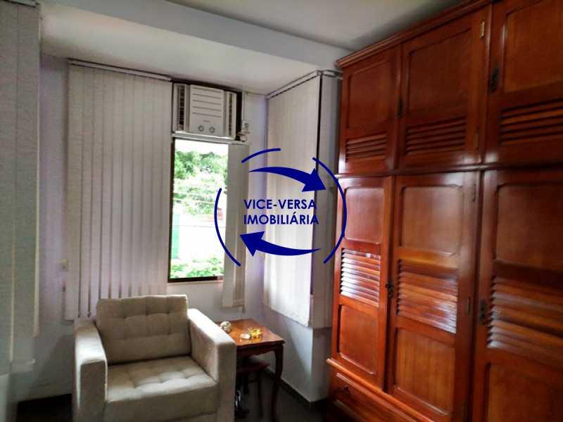 terceiro-quarto - Anil, Estrada Uruçanga, casa, condomínio fechado, 3 salas, varanda, 3 quartos (1 suíte), lavabo, piscina, churrasqueira! - 1106 - 17