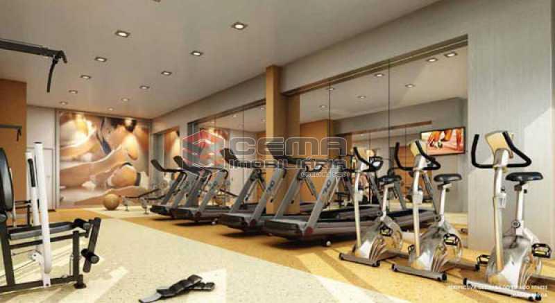 Espaço Fitness - Fachada - Parc du Conde - 72 - 10