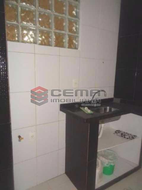 cozinha ampla - Apartamento 2 quartos à venda Copacabana, Zona Sul RJ - R$ 740.000 - LAAP21427 - 18