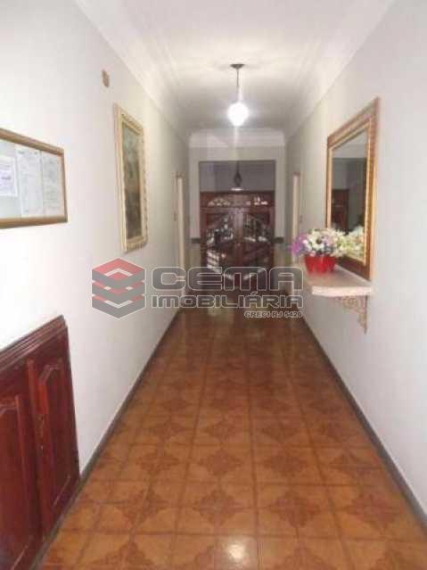entrada do predio - Apartamento 2 quartos à venda Copacabana, Zona Sul RJ - R$ 740.000 - LAAP21427 - 1