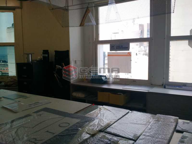 1sala3 - Sala Comercial 38m² à venda Centro RJ - R$ 110.000 - LASL00143 - 4