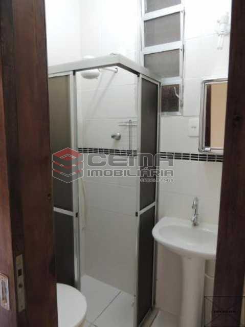 BANHEIRO 1 - Kitnet/Conjugado 28m² à venda Rua Costa Bastos,Santa Teresa, Zona Centro RJ - R$ 202.000 - LAKI10095 - 17