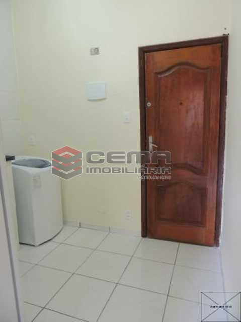 COZINHA 1 - Kitnet/Conjugado 28m² à venda Rua Costa Bastos,Santa Teresa, Zona Centro RJ - R$ 202.000 - LAKI10095 - 16