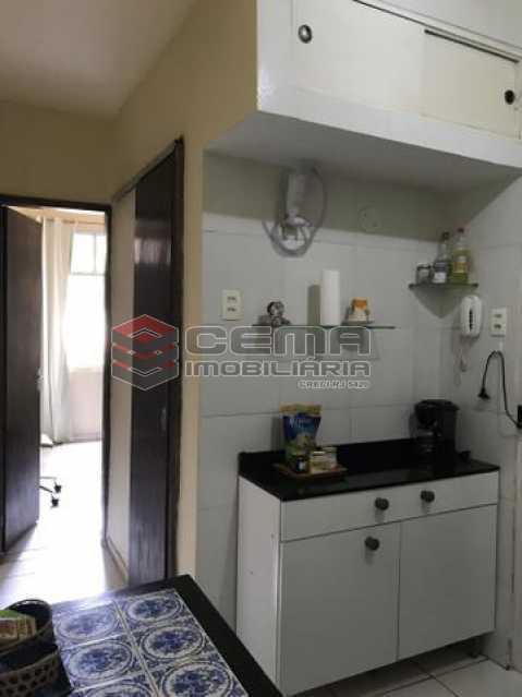 630002007445704 - Kitnet/Conjugado 28m² à venda Rua Costa Bastos,Santa Teresa, Zona Centro RJ - R$ 202.000 - LAKI10095 - 4