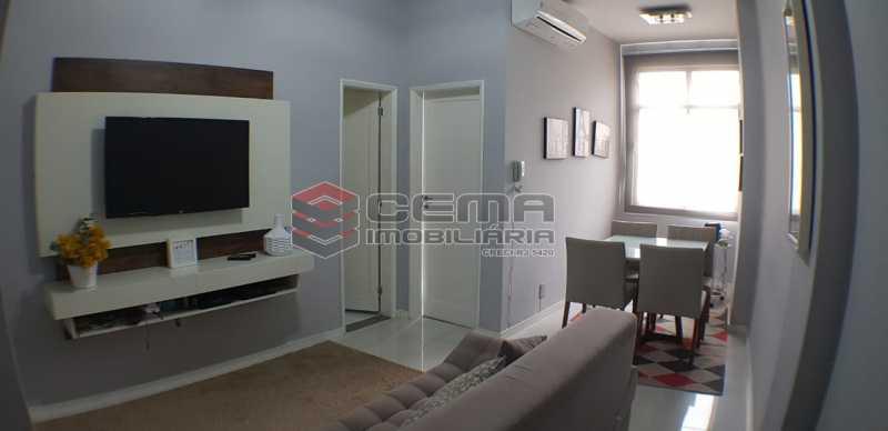 1 - Apartamento À Venda - Flamengo - Rio de Janeiro - RJ - LAAP10882 - 1