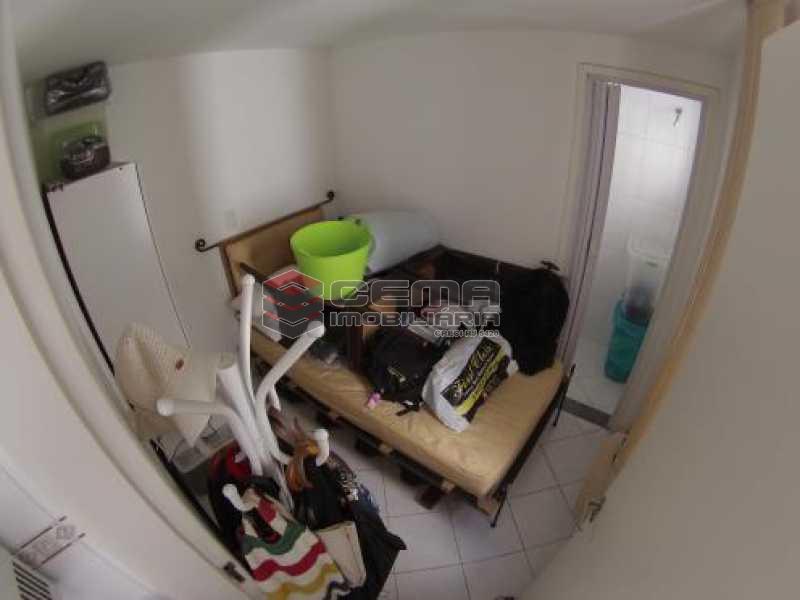 quarto 2 - Apartamento à venda Rua Desembargador Burle,Humaitá, Zona Sul RJ - R$ 1.448.000 - LAAP31246 - 11