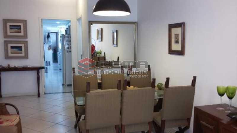 sala - Apartamento à venda Rua Desembargador Burle,Humaitá, Zona Sul RJ - R$ 1.448.000 - LAAP31246 - 8