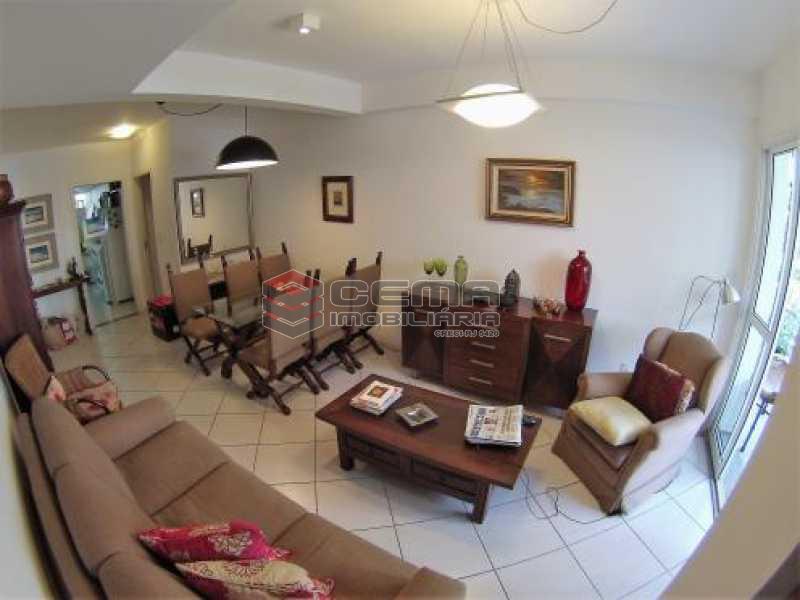 sala - Apartamento à venda Rua Desembargador Burle,Humaitá, Zona Sul RJ - R$ 1.448.000 - LAAP31246 - 25