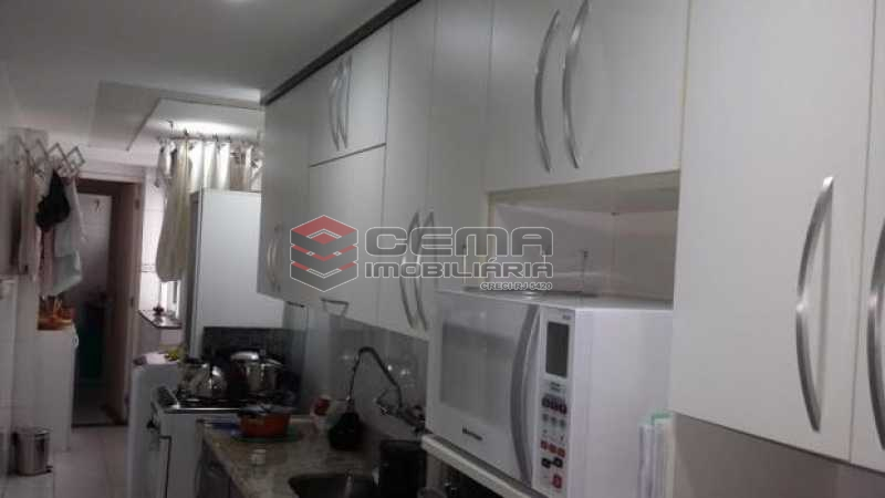 cozinha - Apartamento à venda Rua Desembargador Burle,Humaitá, Zona Sul RJ - R$ 1.448.000 - LAAP31246 - 27