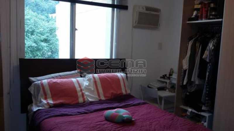quarto 3 - Apartamento à venda Rua Desembargador Burle,Humaitá, Zona Sul RJ - R$ 1.448.000 - LAAP31246 - 14
