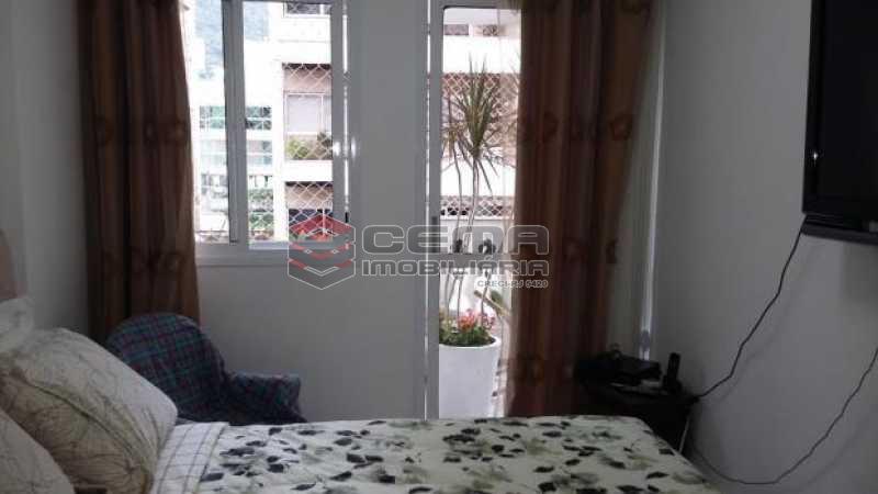quarto 3 - Apartamento à venda Rua Desembargador Burle,Humaitá, Zona Sul RJ - R$ 1.448.000 - LAAP31246 - 17