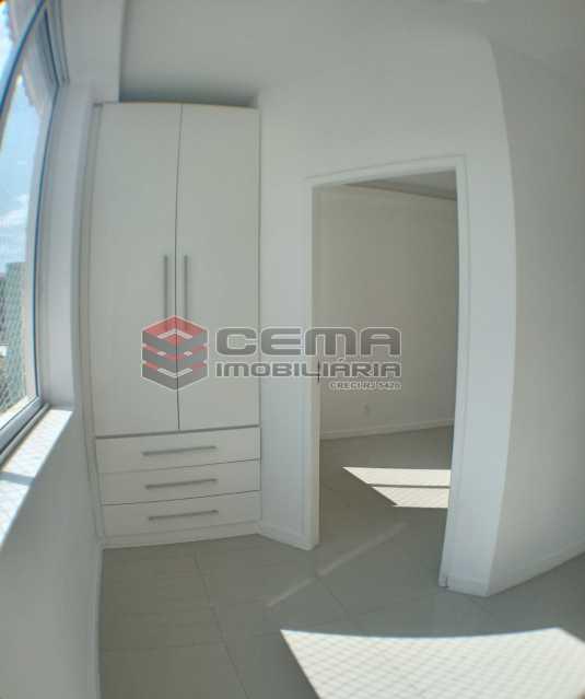 Circulação - Apartamento 1 quarto para alugar Catete, Zona Sul RJ - R$ 2.700 - LAAP10907 - 6