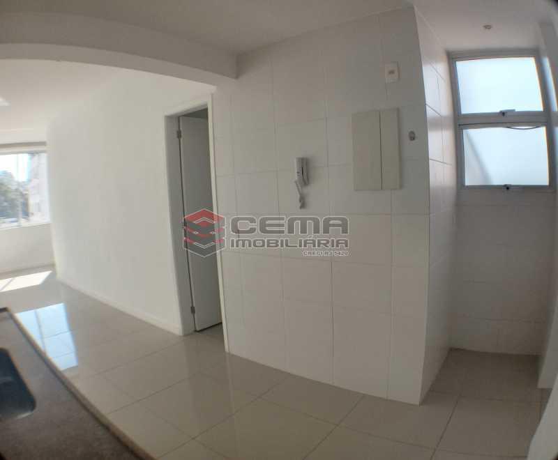 Cozinha  - Apartamento 1 quarto para alugar Catete, Zona Sul RJ - R$ 2.700 - LAAP10907 - 14