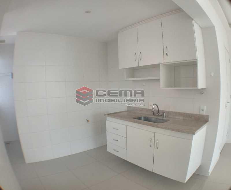 Cozinha  - Apartamento 1 quarto para alugar Catete, Zona Sul RJ - R$ 2.700 - LAAP10907 - 15