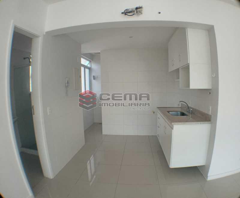 Cozinha  - Apartamento 1 quarto para alugar Catete, Zona Sul RJ - R$ 2.700 - LAAP10907 - 12