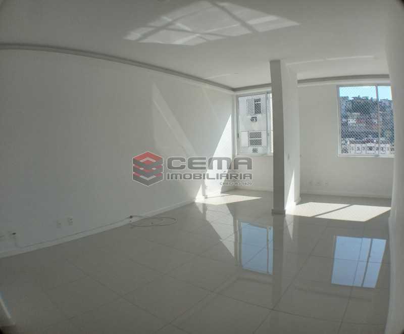 Sala  - Apartamento 1 quarto para alugar Catete, Zona Sul RJ - R$ 2.700 - LAAP10907 - 5