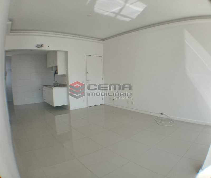 Sala  - Apartamento 1 quarto para alugar Catete, Zona Sul RJ - R$ 2.700 - LAAP10907 - 4