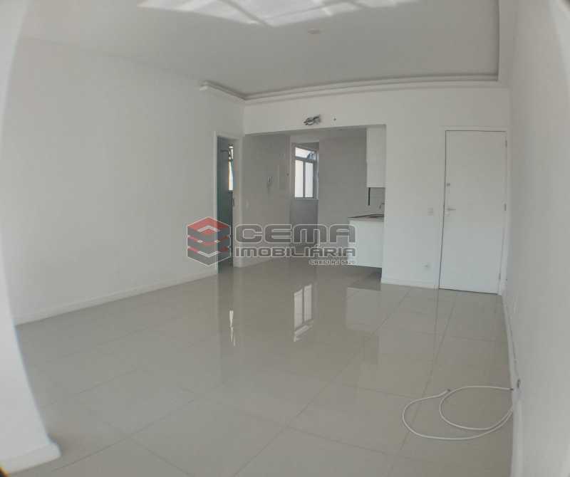 Sala  - Apartamento 1 quarto para alugar Catete, Zona Sul RJ - R$ 2.700 - LAAP10907 - 1