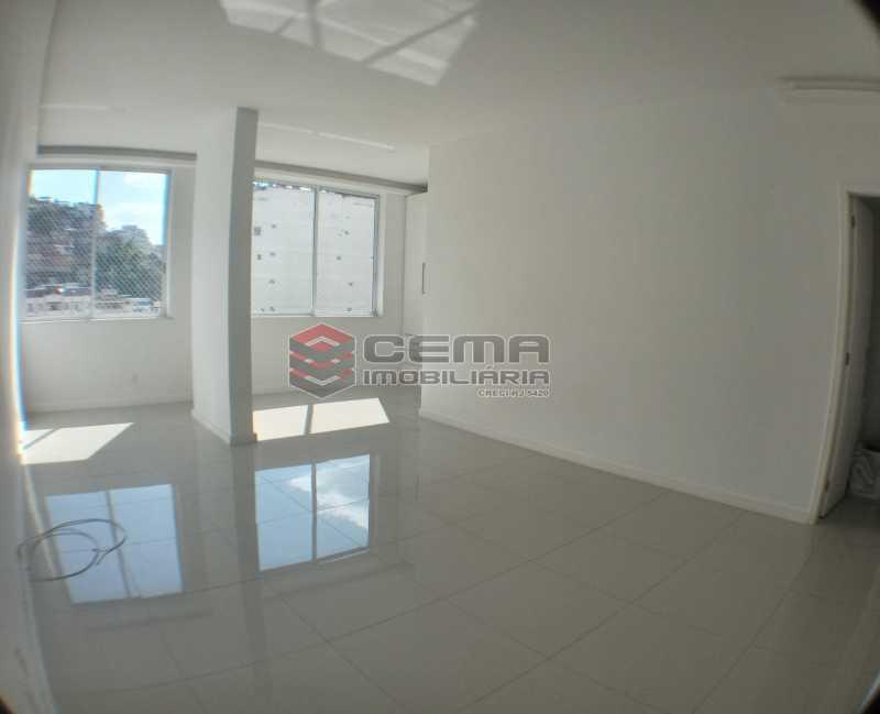 Sala  - Apartamento 1 quarto para alugar Catete, Zona Sul RJ - R$ 2.700 - LAAP10907 - 3