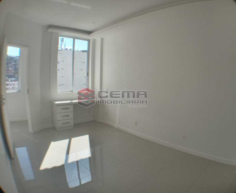 Suíte  - Apartamento 1 quarto para alugar Catete, Zona Sul RJ - R$ 2.700 - LAAP10907 - 10