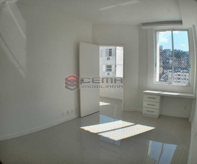Suíte  - Apartamento 1 quarto para alugar Catete, Zona Sul RJ - R$ 2.700 - LAAP10907 - 8