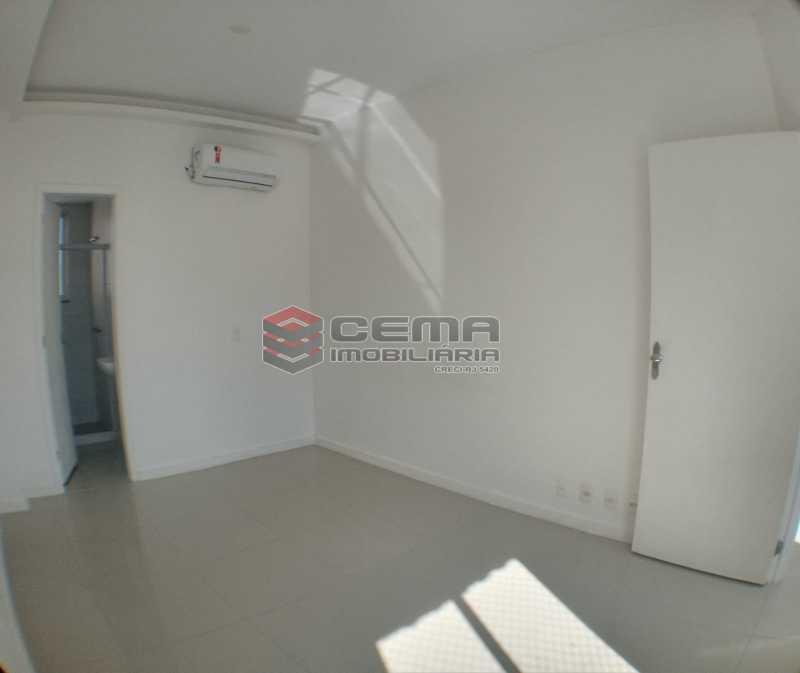 Suíte  - Apartamento 1 quarto para alugar Catete, Zona Sul RJ - R$ 2.700 - LAAP10907 - 7