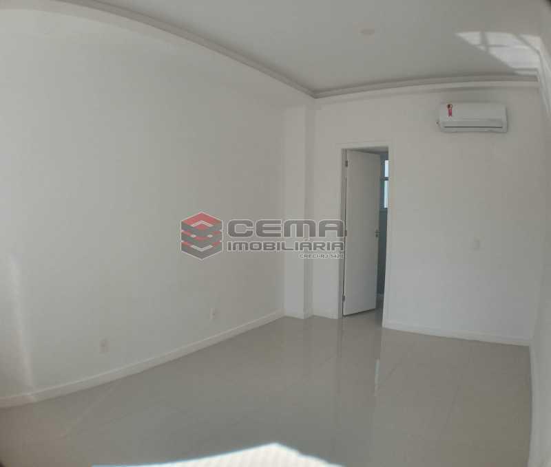 Suíte  - Apartamento 1 quarto para alugar Catete, Zona Sul RJ - R$ 2.700 - LAAP10907 - 9