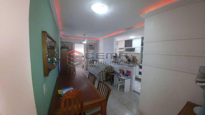 SALA - Apartamento à venda Rua do Catete,Catete, Zona Sul RJ - R$ 850.000 - LAAP21530 - 4