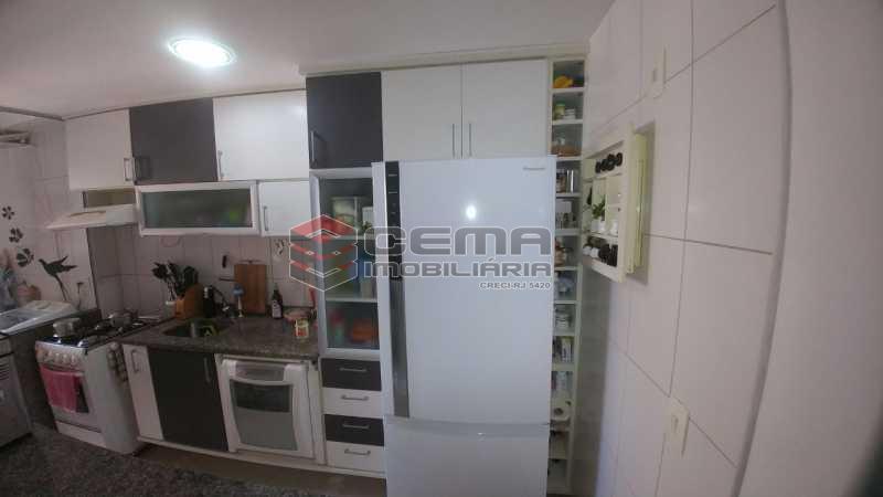 COZINHA - Apartamento à venda Rua do Catete,Catete, Zona Sul RJ - R$ 850.000 - LAAP21530 - 15