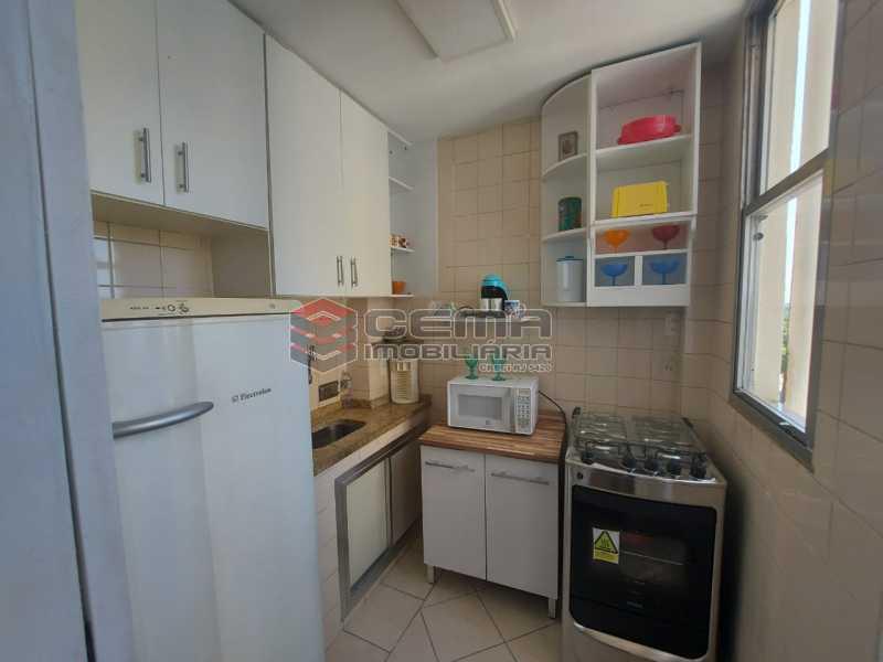 cozinha - Apartamento 2 quartos para alugar Flamengo, Zona Sul RJ - R$ 4.000 - LAAP21539 - 14