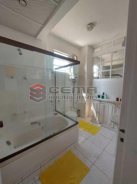 banheiro - Apartamento 2 quartos para alugar Flamengo, Zona Sul RJ - R$ 4.000 - LAAP21539 - 16
