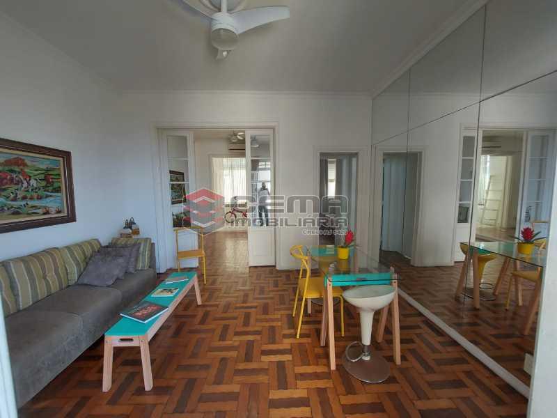 sala - Apartamento 2 quartos para alugar Flamengo, Zona Sul RJ - R$ 4.000 - LAAP21539 - 5