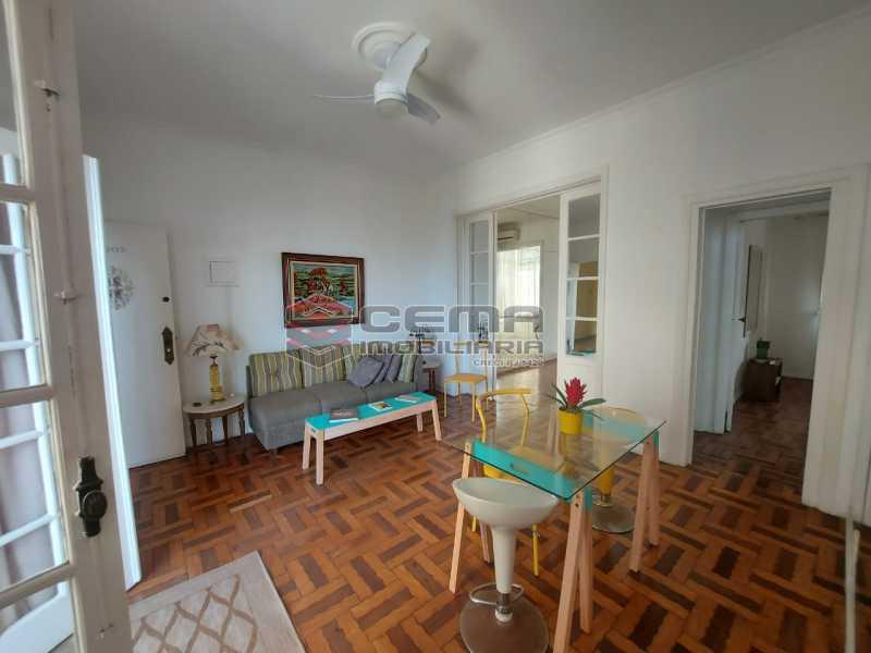 sala - Apartamento 2 quartos para alugar Flamengo, Zona Sul RJ - R$ 4.000 - LAAP21539 - 4