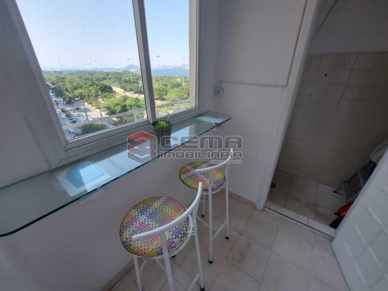 área - Apartamento 2 quartos para alugar Flamengo, Zona Sul RJ - R$ 4.000 - LAAP21539 - 13