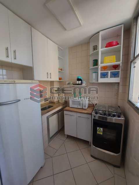 cozinha - Apartamento 2 quartos para alugar Flamengo, Zona Sul RJ - R$ 4.000 - LAAP21539 - 15