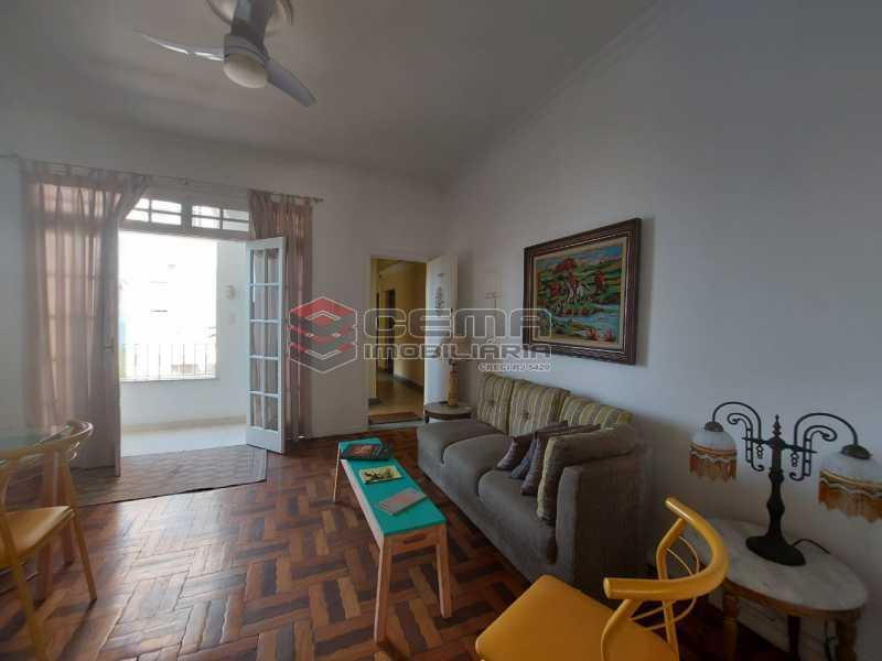sala - Apartamento 2 quartos para alugar Flamengo, Zona Sul RJ - R$ 4.000 - LAAP21539 - 6