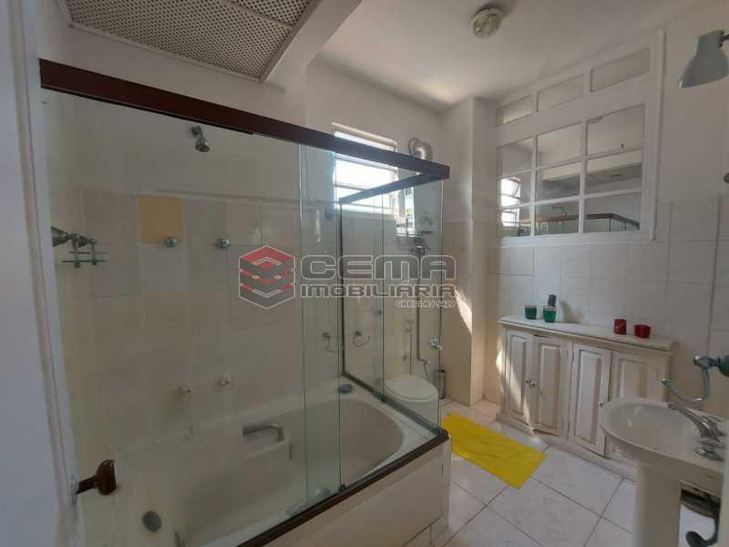 banheiro - Apartamento 2 quartos para alugar Flamengo, Zona Sul RJ - R$ 4.000 - LAAP21539 - 17
