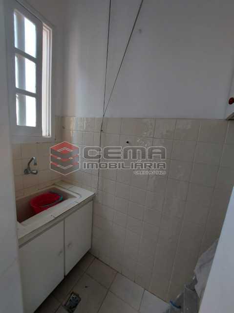 área de serviço - Apartamento 2 quartos para alugar Flamengo, Zona Sul RJ - R$ 4.000 - LAAP21539 - 19