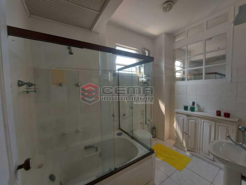 banheiro - Apartamento 2 quartos para alugar Flamengo, Zona Sul RJ - R$ 4.000 - LAAP21539 - 18