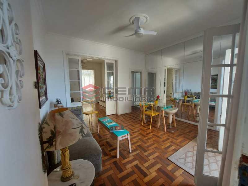 sala - Apartamento 2 quartos para alugar Flamengo, Zona Sul RJ - R$ 4.000 - LAAP21539 - 7